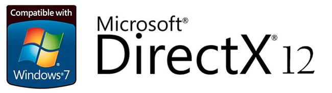 DirectX 12 for Windows 7 x64